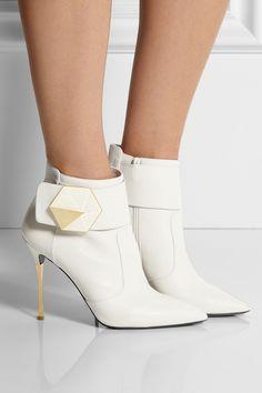 Nicholas Kirkwood|Leather ankle boots