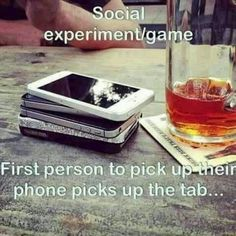 A social experiment. Fun Drinking Games, Google Plus, Food For Thought, Stuff To Do, Fun Stuff, Girly Stuff, Haha, Alcoholic Drinks, Good Things