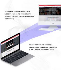 Bright is a Modern Multi-purpose Education WordPress Theme, to Create Complete Education Website for University, College, and Schools also You can run Full-featured Online Course/Training or LMS based Website like – Udemy, Coursera, Lynda etc.
