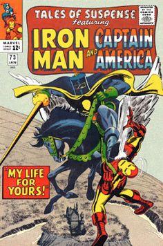 Tales of Suspense #73, Iron Man vs the Black Knight