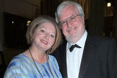 Hilary Mantel and husband, Gerald McEwen
