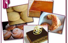 Las recetas dulces favoritas de los bloguer@s