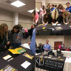 #nkuhousing is on tour talking to our #futurenorse about the great opportunities at #nku!! #beanorse