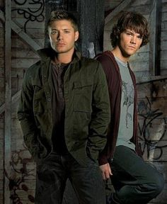 Dean and Sam Pic's - Supernatural Fan Site