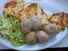 Pernilones in Mosquera - they do chicken and do it very well