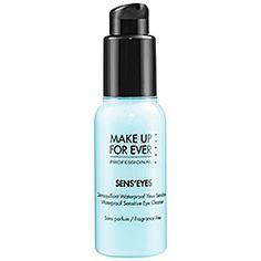 MAKE UP FOR EVER Sens'Eyes - Waterproof Sensitive Eye Cleanser - Sens'Eyes - Waterproof Sensitive Eye Cleanser 3.38 oz  #sephora