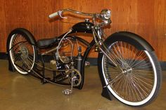 Killer Beach Cruiser II by DrivenByChaos on DeviantArt Lowrider Bicycle, Trike Bicycle, Scooter Bike, Cruiser Bicycle, Motorized Bicycle, Motorcycle Bike, Motor Cruiser, Custom Beach Cruiser, Beach Cruiser Bikes