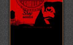 Gorilla Brand landing page