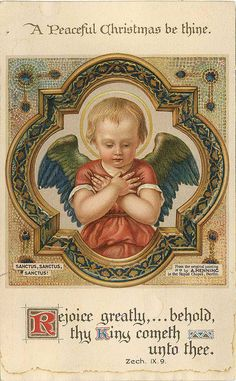 ANgel. love this litlle angel ...yet message is even more of an impact!
