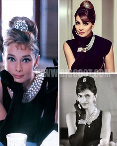 Recreating Hepburn's magic! Deepika Padukone and Bipasha Basu channeling Audrey Hepburn's iconic look in the classic film Breakfast At Tiffany's. Both the actresses looked stunning posing in an elegant black dress similar to the Givenchy dress worn by Hepburn. They completed their look with black gloves, a pearl necklace and the 1960's hairdo with a vintage headpiece.