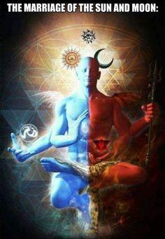 I fell in love with the world in you. Dark Fantasy Art, Dark Art, Arte Krishna, Esoteric Art, Meditation Art, Psy Art, Demon Art, Occult Art, Spirited Art