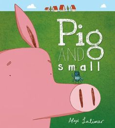 Two friends learn that size doesn't matter in this hilarious story about finding common ground. Pig and Bug just want to be friends. But their size difference is proving to be a BIG problem. Pig wants to play games - but Bug is too small. Bug wants to make things for his friend - but Pig is too big! Just as they've given up all hope for their friendship, Pig has an idea... But will it work? (Yes, it will!)