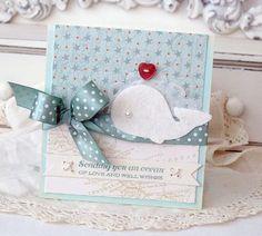 a whale of a card...haha
