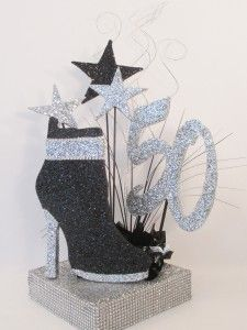 9b33305190940 54 Best High heel decor images in 2019 | 50th birthday party, 50th ...