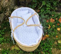 #Cestos, #moisés, #minicunas, #vestiduras... pura artesanía para tu bebé