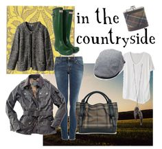 sigh. I want to go shopping. hello practical countryside style! I need a hat like that...