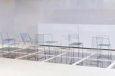 Under Bar Himmel chair collection by the Aalto University students