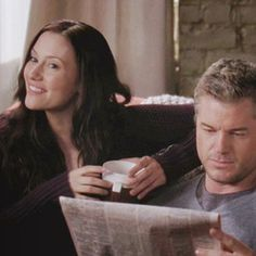 Greys- they were just my favorites.