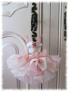 This is soooo cute! C'est Tellement jolie et simple à faire!