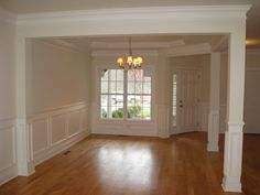 More Molding Ideas For Foyer