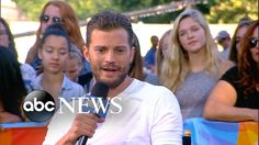 Fifty Shades of Grey Star Jamie Dornan Interview