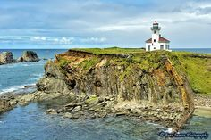 Coos Bay Lighthouse. Coos Bay, Ore.