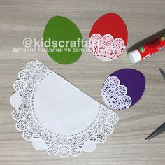 Easter Art, Easter Crafts, Easter Eggs, Hobbies And Crafts, Diy And Crafts, Crafts For Kids, Halloween Art Projects, Diy Paper, Paper Craft