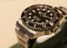 dcbfae6eb7c Hands-On  With The New Rolex Sea-Dweller 4000 (Currently In Stores)