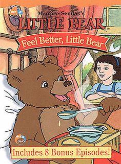 Little Bear - Feel Better Little Bear 2003 by John B. Carls; Clive En 0792188322 in DVDs & Movies, DVDs & Blu-ray Discs | eBay
