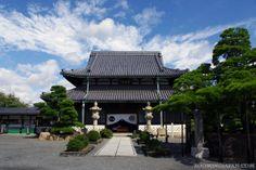 Oishi Shrine in Ako (Hyogo Pref.) where you can learn about the 47 ronin.
