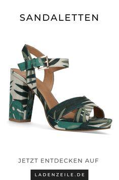 b5bf4ce251d67d Sandaletten mit Blockabsatz für Damen -  blockabsatz  damen  sandaletten -   Genel