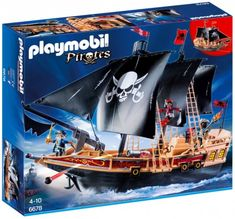 Play Mobile, Playmobil Pirates, Playmobil Toys, Pirate Adventure, Adventure Of The Seas, Christmas Gifts For 5 Year Olds, Christmas Toys, Kids Pirate Ship, Shopping