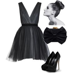 """""""New Years Eve Outfit"""" by anamariameciu on Polyvore"""