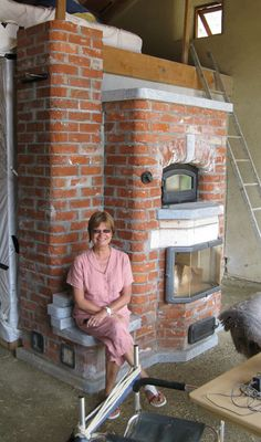 masonry heater in new zealand