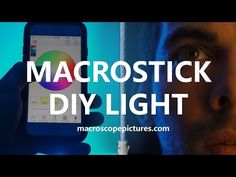 How to build DIY color-changing LED wand light for $30 - DIY Photography