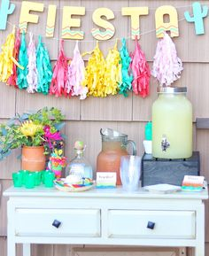 Fun & Delicious Fiesta Themed Party – Witty Bash