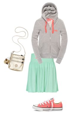 """""""Shopping"""" by lizardbeth95 ❤ liked on Polyvore featuring ONLY, Superdry and Kipling"""