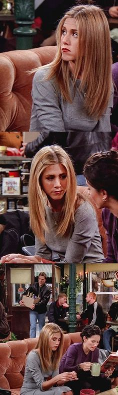 Jennifer Aniston | Rachel Green: