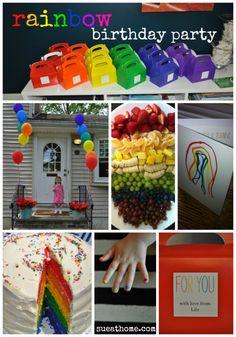 rainbow rainbow rainbow party