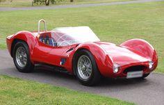 1959 Maserati Tipo - Tipo 61 Birdcage | Classic Driver Market