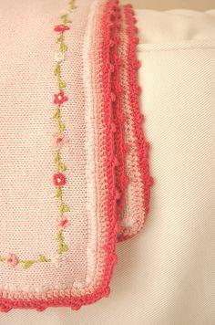 sweet pink blanket