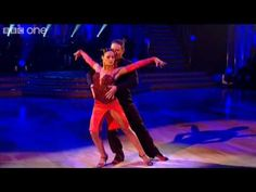 ▶ Strictly Come Dancing 2009 - S7 - Week 12 - Quarter Final: Vincent and Flavia's Tango - BBC One - YouTube