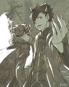 serioisly... oikawa should be in Kuro and Bolutp sinship! like honestly they will makw the prefect sinship trio【HQ!!】及川さんまとめ [13]