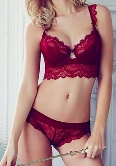 Sexy Floral Lace Ultra-thin Adjustment Gather Push Up Bra Panties Set Hot  Lingerie and Exotic Appareal 7b78c5355
