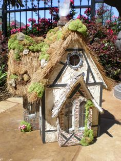 Storybook Cottage | ... Moments: Fairytale Storybook Cottage Dollhouse: So Whimsical