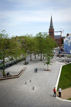 Kardinaal_Mercier_Square-by-OMGEVING_landscape_architecture_urbanism-04 « Landscape Architecture Works | Landezine Landscape Architecture Wo...