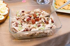Cranberry Pecan Chicken Salad | Life Currents