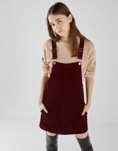 5e674f7408 Dresses - COLLECTION - WOMEN - Bershka Ireland. PlaysuitJumpsuit ...