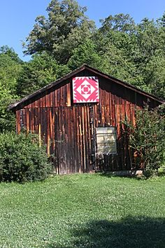 Quilt barn.........I want one !!!