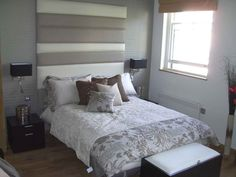 Home Design and Interior Design Gallery of Bedroom Apartment
